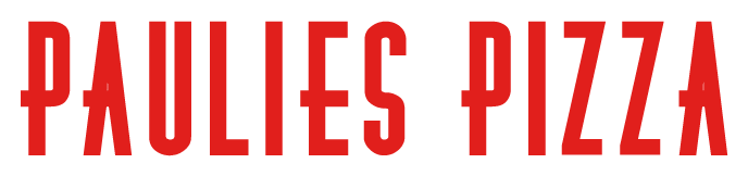 Paulies Pizza Logo